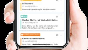 Kindergarten Vörden setzt auf die Kita-Info-App